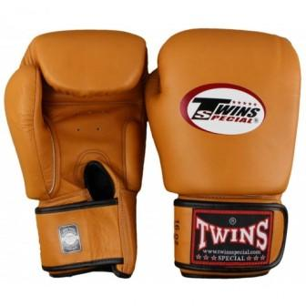 Twins Special Boxing Gloves Brown BGVL 3