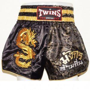 TWINS SHORTS MUAY THAI Dragon Pattern