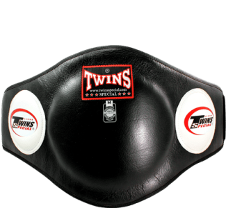 Twins Special Belly Pad Protection BEPL 2 BLACK