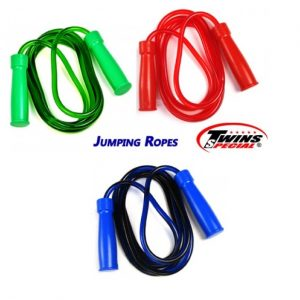 JUMPING - SKIPPING -ROPES - TWINS - SPECIAL - TRAINING SR 2