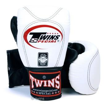 TWINS SPECIAL Training Bag Gloves WHITE TBGL 5 F