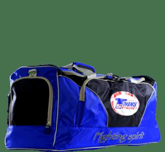 TWINS SPECIAL TRAINING GYM MUAY THAI BOXING BAG BLUE BAG 2