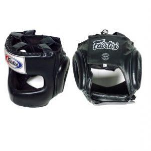 FAIRTEX HEAD GUARDS FULL FACE PROTECTOR HG 4