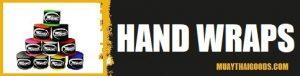 MUAY THAI HAND WRAPS BOXING HANDWRAPS
