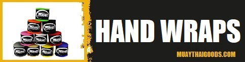 MUAY THAI HAND WRAPS BOXING HANDWRAPS