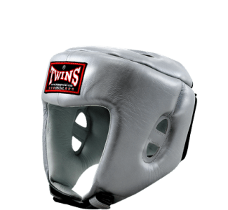 TWINS HEADGEAR GREY HGL 4