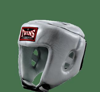 TWINS HEADGEAR GREY HGL 4