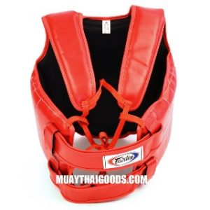 FAIRTEX PROTECTIVE VEST PV1 BODY TRAINER RED