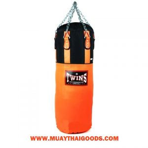 TWINS HEAVY BAG HBNL 3 ORANGE BLACK