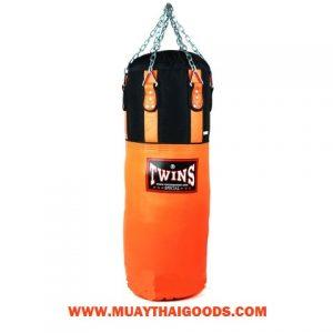TWINS HEAVY BAG HBNL 3 ORANGE BLACK