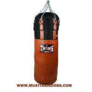 TWINS HEAVY GYM BAG BROWN CLASSIC HBNL