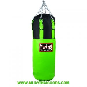 TWINS HEAVY GYM BAG HBNL GREEN BLACK