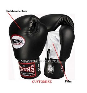 CUSTOMIZE BOXING GLOVES - TWINS BGVL3
