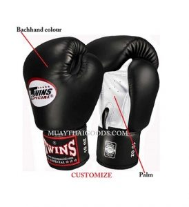 CUSTOMIZE BOXING GLOVES - TWINS BGVL3 from thailand