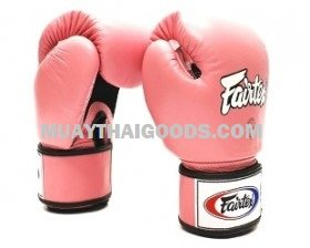 FAIRTEX BGV1 BREATHABLE GLOVES PINK