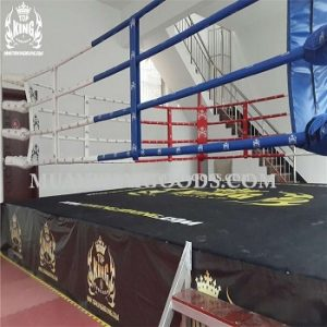 BOXING OR MUAY THAI RING ROPE COVER - TOP KING