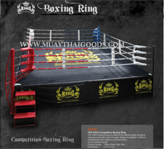 TOP KING COMPETITION BOXING RING TKCPR