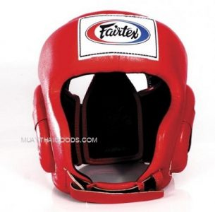 FAIRTEX HEAD GUARDS HG2