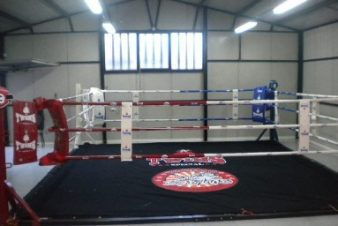 TWINS BOXING RING