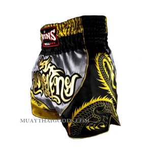 TWINS SPECIAL MUAY THAI SUBLIMINATION SHORTS TBS-DRAGON 1