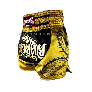 TWINS SPECIAL MUAY THAI SUBLIMINATION SHORTS TBS-DRAGON-2