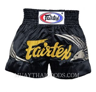 FAIRTEX MUAY THAI BOXING SHORTS KING OF THE SKY BS0657