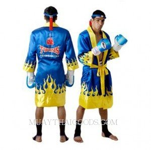 FIGHTER ROBES TWINS SPECIAL FTR2