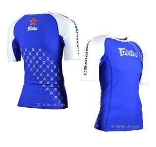 RG2 Fairtex Pro Short-Sleeves Rashguard.