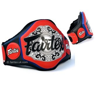 FREE SIZE - BELLY PADS - FAIRTEX BPV3 - MUAY THAI GOODS