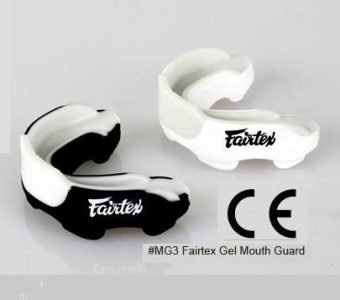 MG3 FAIRTEX GEL MOUTH GUARD