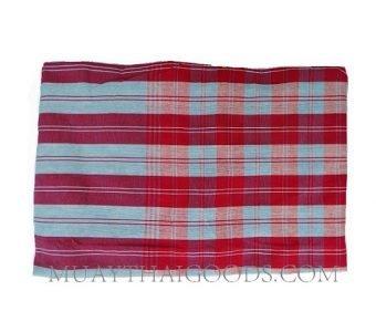 MUAY THAI CHAYA BORAN loincloth handcrafted PHA KHAO MA model 2 made in Thailand in Chiang Mai