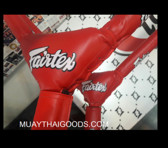 SET 16 CORNER PROTECTIVE COVER FOR BOXING RING MADE BY FAIRTEX CODE CC