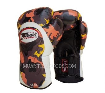 BGVL6 ARMY BOXING GLOVES TWINS SPECIAL CAMOUFLAGE