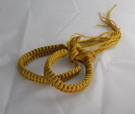 HANDMADE PRAJEAD MUAY THAI GOLD