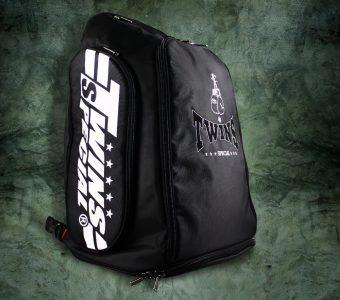 TWINS SPECIAL BAG5 BLACK