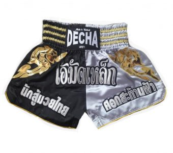 DECHA MUAY THAI SHORTS K1 MTSD4 SATIN