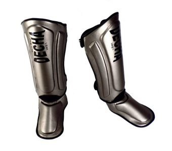 DECHA PLATINUM MUAY THAI SHIN GUARDS DSG1 DOUBLE