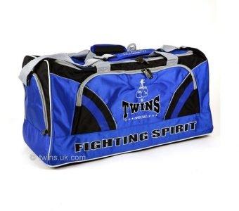 TWINS SPECIAL NYLON GYM BAG2 BLUE