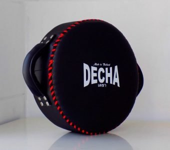 lkp2 fairtex DECHA DONUT MUAY THAI BOXING STYLE PUNCHING PAD BLACK DPD1