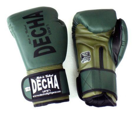 DECHA MUAY THAI KICK BOXING MMA GLOVES