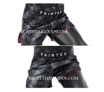 FAIRTEX BS1901 Stealth Muay Thai shorts