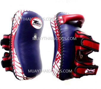 TWINS SPECIAL KICKING PADS KPL12 LEATHER